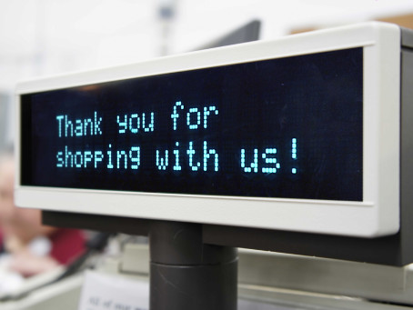 Vi växer med våra kunder.