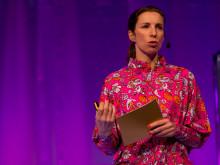 Gästblogg av Beata Wickbom: Om skillnaden mellan att göra på låtsas och på riktigt