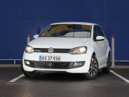 Volkswagen BlueMotion - nu med benzinmotor