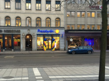 Pressbyrån nyetablerar i Stockholm City.