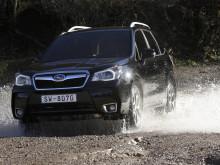 Subaru Forester lika bra investering som entusiastbil