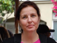 Sjuksköterska bidrar i kamp mot ebola