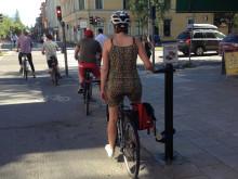 Kommunen stöder cyklisterna