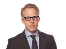 David Ahlin ny chef för Public Affairs och Opinion på Ipsos Sverige