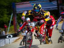 Sverige arrangerar World Cup i BMX Supercross 2015