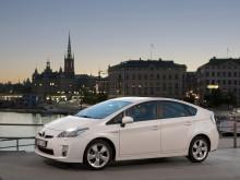 Storslam för Toyota i amerikanska Consumer Report