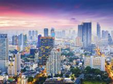 Danskerne fejrer nytår i Thailand