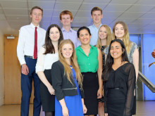 ALLIANZ WELCOMES STUDENT INTERNS
