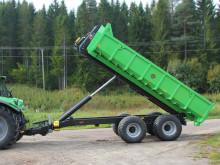 Växlarvagnen Palme ML117S förenar kapacitet och komfort