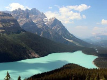 Highlights from the Canadian Rockies