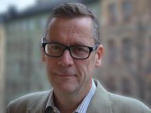 Vice ordförande Johan Grunewald