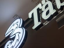 Tre butiken, Täby