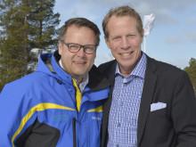 Mikael Ahlerup blir ny ordförande för Stiftelsen Idre Fjäll