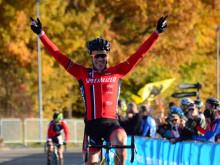 Matthias Wengelin, ny svensk mästare i Cykelcross