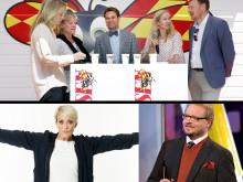Schlager möter house-klassiker när medierna gör upp om segern i DJ Battle i Almedalen.
