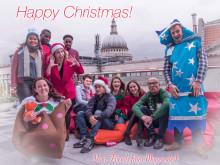 Merry Christmas from Mynewsdesk