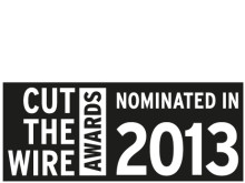 Accumulate nominated for best Product Innovation at Cut the Wire Awards 2013