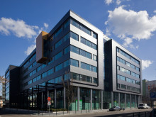 Skanska säljer kontorsfastigheten Green House i Budapest, Ungern, för cirka 323 miljoner kronor