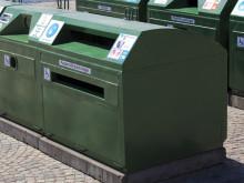 Snart finns ny återvinningsstation i Barkarbystaden