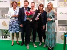 Jessica Blockström Hember är Årets Skönhetsskribent 2015