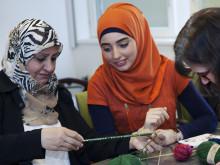Studieförbunden har haft 50 000 asylsökande i studiecirklar i svenska till sista november