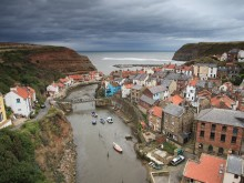 On the path of Dracula on Yorkshire's North Coast