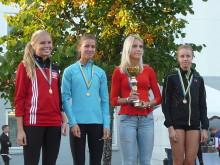 LGIF:s tjejer slog rekord i artonde Mjärdevistafetten