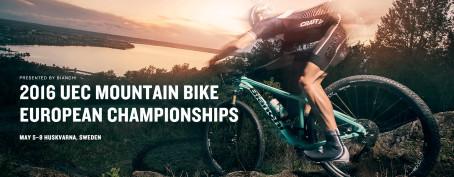 Avisita officiell bokningspartner för EM i Mountainbike