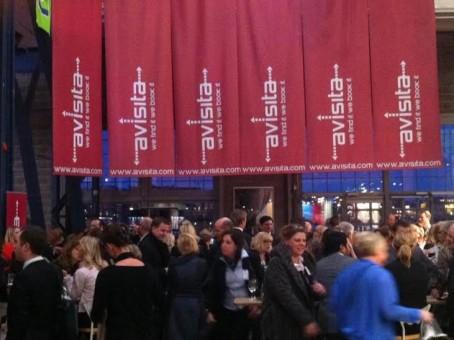 Fika med Avisita och unika konferensanläggningar på KONFEX