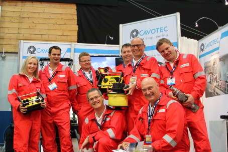 Cavotec gears up for Offshore Technology Days