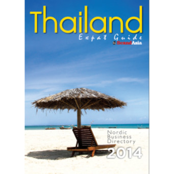 New book: Thailand Expat Guide 2014 - by ScandAsia