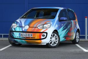Volkswagen og GoMore byder op til carsharing på Roskilde Festival