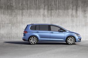 Verdenspremiere - Ny Volkswagen Touran