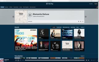 TDC lancerer nyt website for musik, tv og film