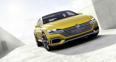 Skønhed, sport og sparsommelighed i ét: Volkswagen Sport Coupé Concept GTE