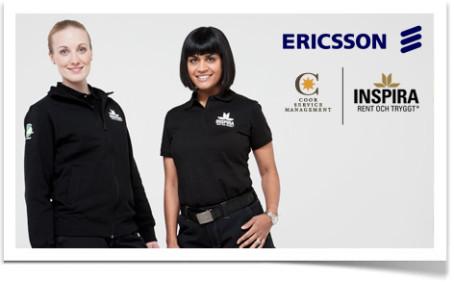 Tre nya år för Inspira hos Ericsson i Kista