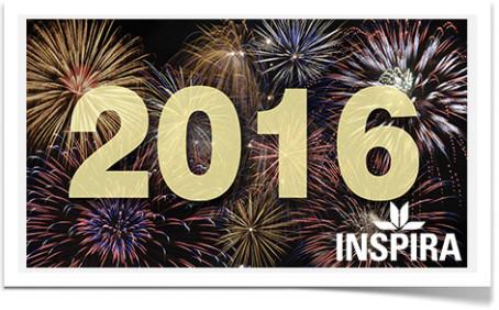 Vi på Inspira önskar Gott Nytt År