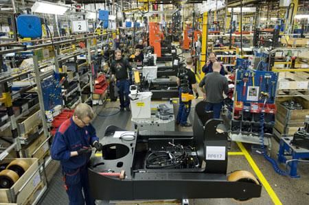 Toyota material handling mjölby jobb