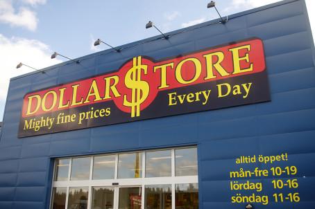 Dollar store sverige
