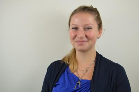 Välkommen Paulina, vår praktikant från Stockholms Universitets översättarprogram