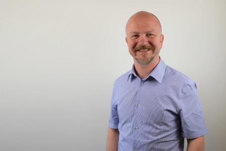 Nils-Erik Lindström blir ny chef för översättningsteknik på Semantix