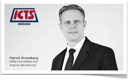 ICTS anlitar Inspira för bevakningstjänster på Arlanda Flygplats