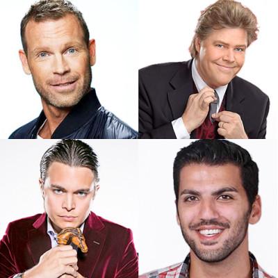 Fyra nya komiker hos Mindflyers!