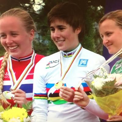 VM sølv til Bøe Jacobsen