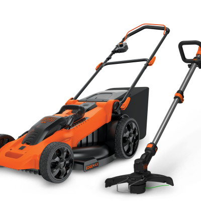 BLACK+DECKER™ Expands Line of 40V MAX* Lawn & Garden Tools