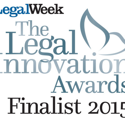 Schillings shortlisted in the Legal Week Legal Innovation Awards