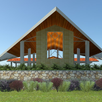 The newest addition to The Vines Resort & Country Club, The Pavilion