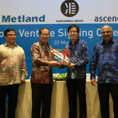 Ascendas and Metland Karyadeka to jointly develop a mixed-use project in Tangerang, Greater Jakarta, Indonesia
