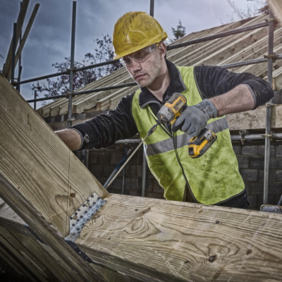 High power for the toughest applications: DEWALT® extends the XR® 18V Brushless drill and impact range with three new models