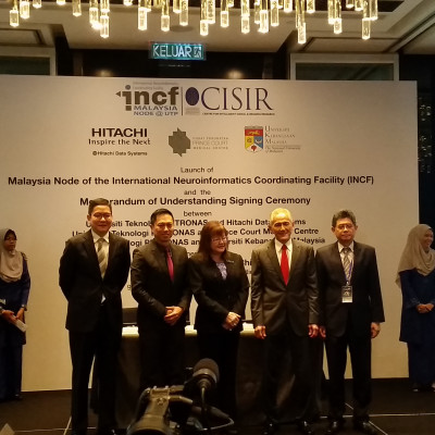 Hitachi Data Systems Collaborates With Universiti Teknologi Petronas on Brain Injury Study